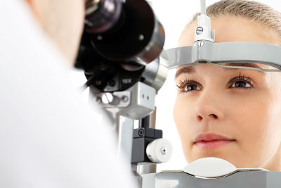 Your eye care or Eye examination opt